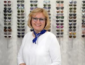 Augenoptik Steck Speyer. Inge Emering